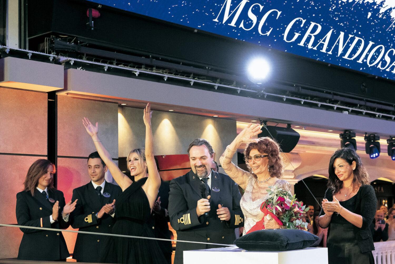 【最新船は、こんなにもすごい!】MSCグランディオーサ