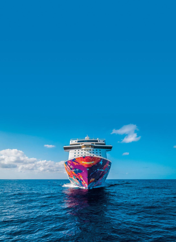 """この船上では、誰でも""""夢""""のクルーズがかなう、 ドリームクルーズの世界へ"""
